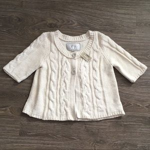 NWT American Eagle Short Sleeve Cardigan